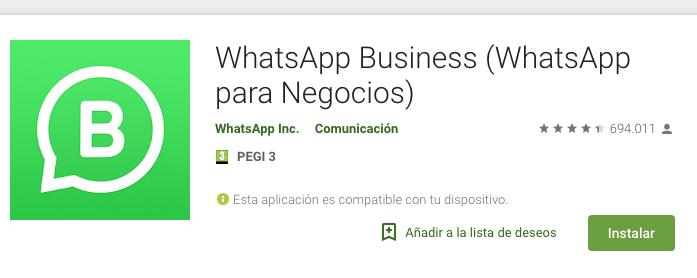 WhatsApp Busines para empresas Turísticas.