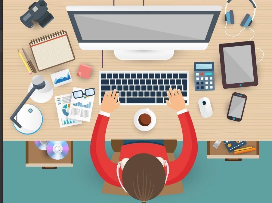 5 Consejos que funcionan para trabajar de forma más productiva desde casa.